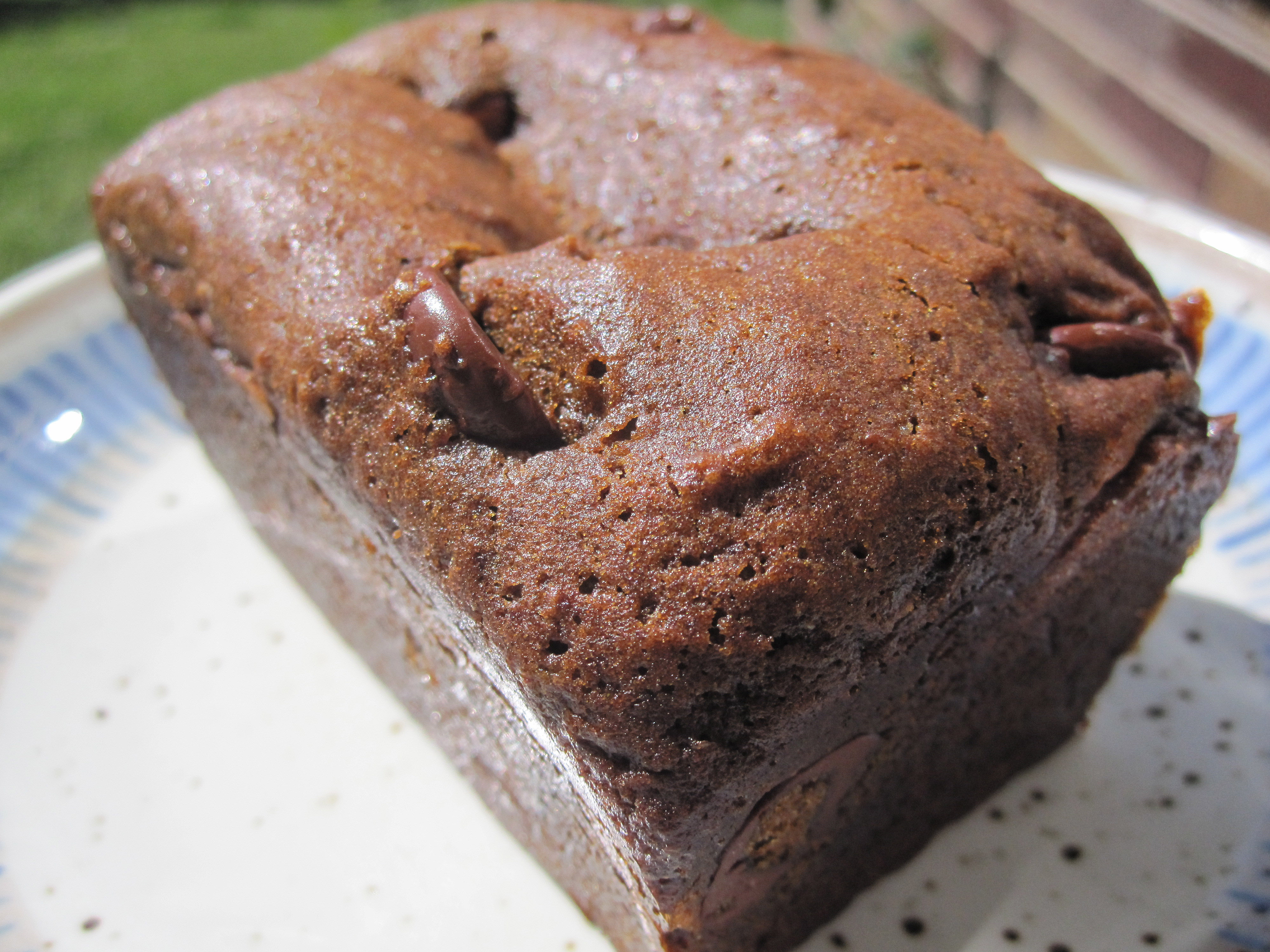 Coffee-Chocolate-Ginger Loaf Cake Recipe | Killer Bunnies, Inc