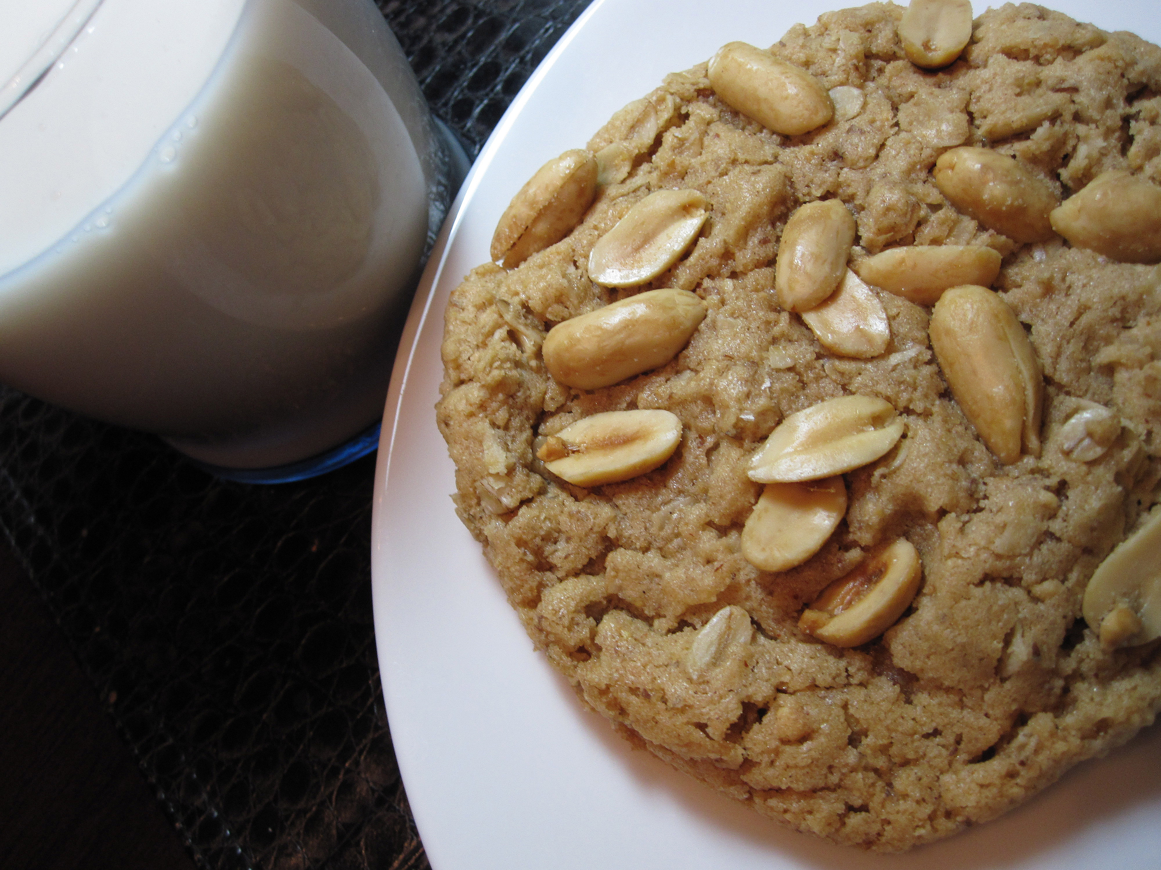 Vegan Cookies Invade Your Cookie Jar Peanut Butter Oatmeal ...