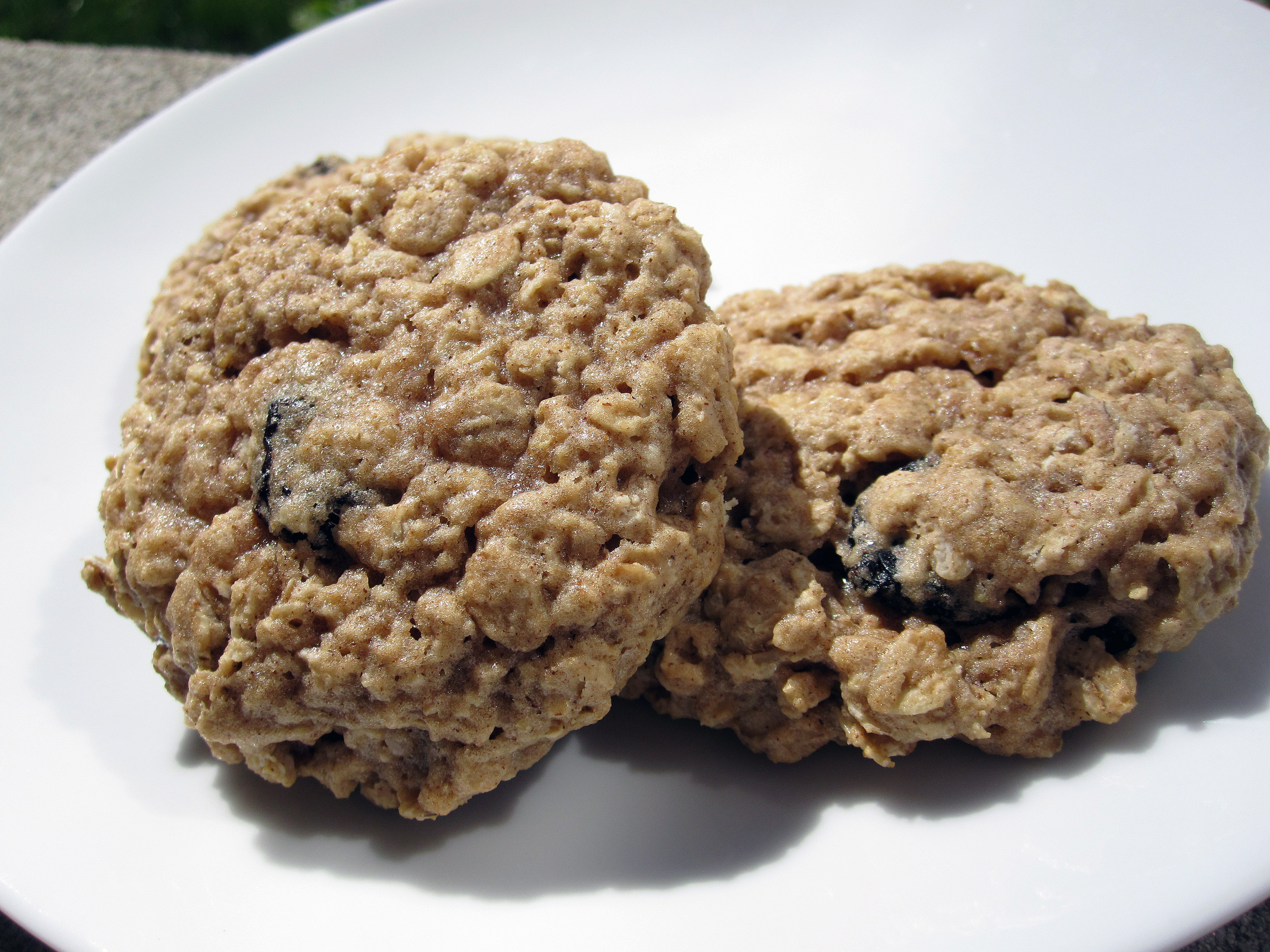 Cherry Oatmeal Cookies Recipe