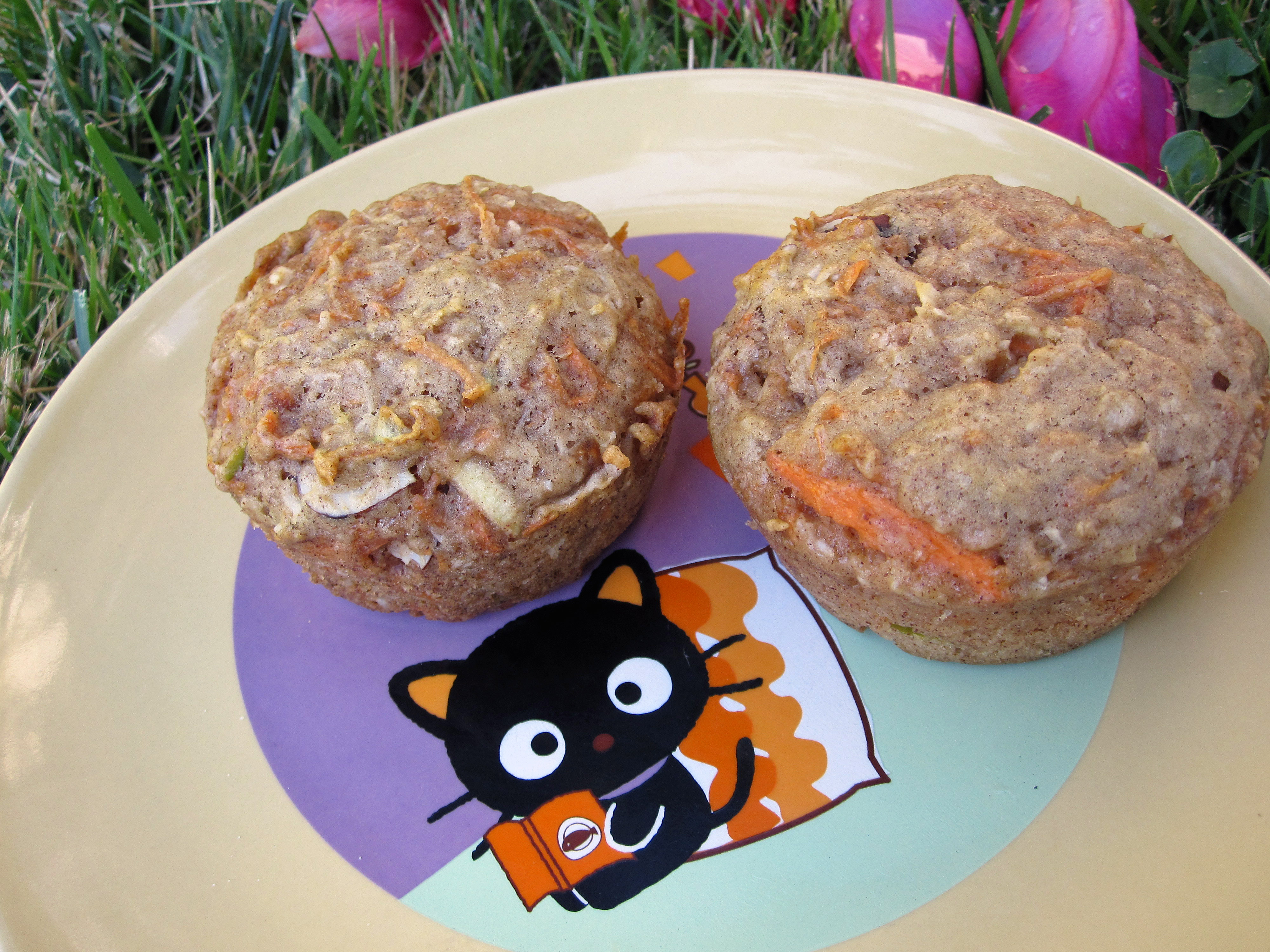 Apple-Carrot Muffin Recipe