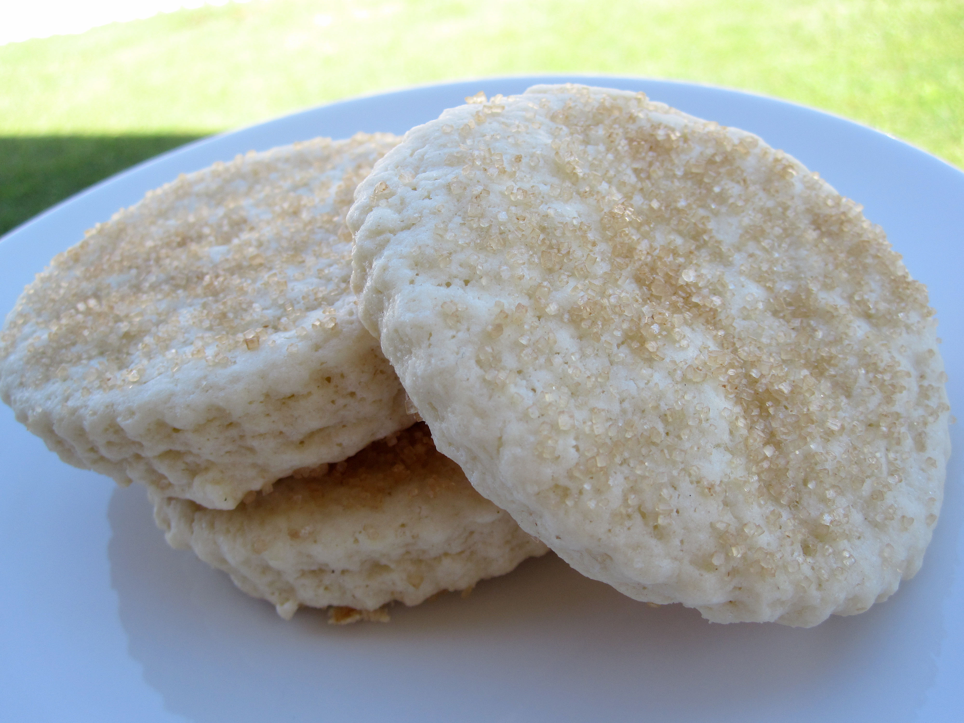 Vegan MoFo Recipe #11: Lemon Biscuits