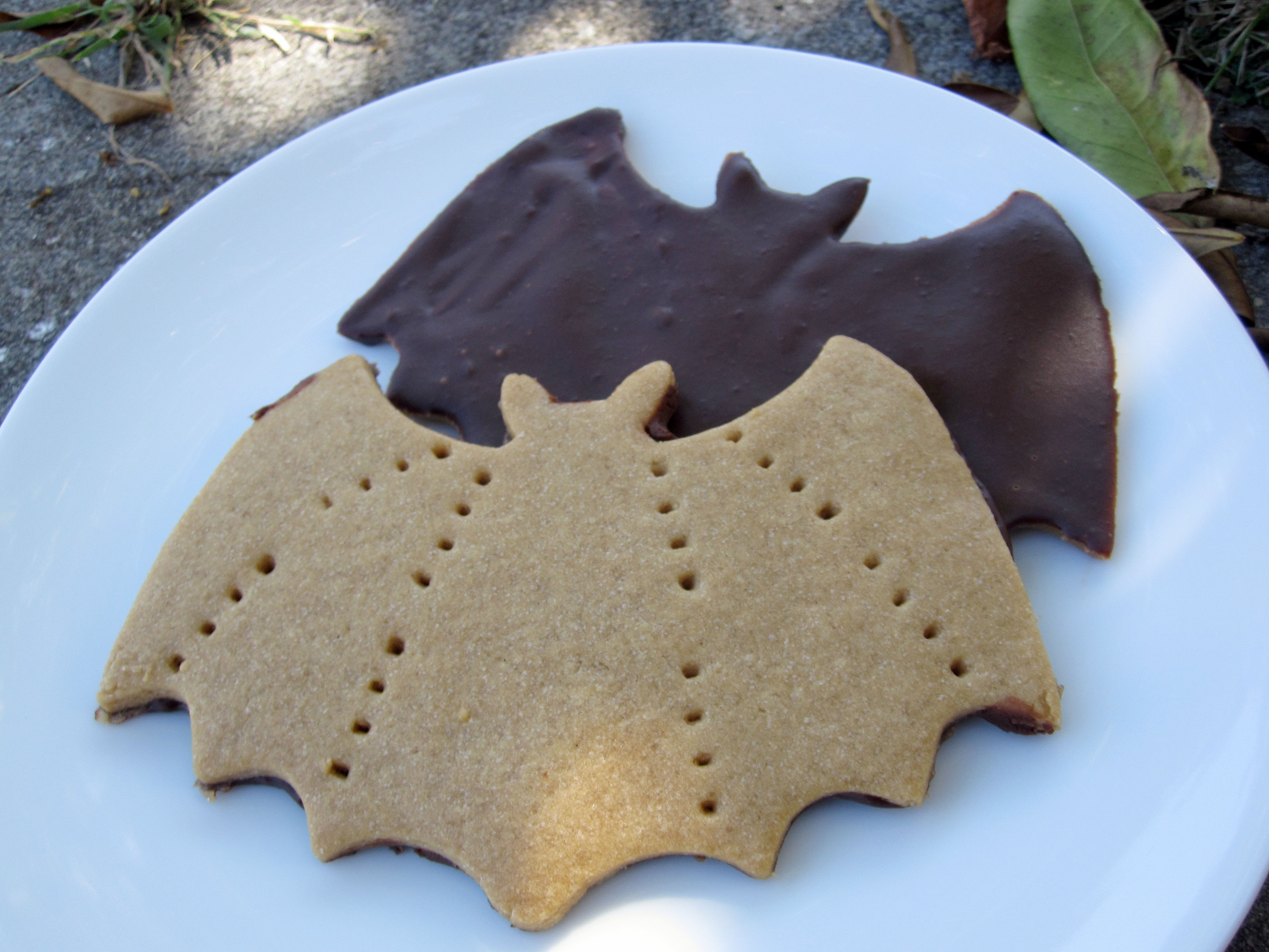 Vegan MoFo Recipe #4: Shortbread