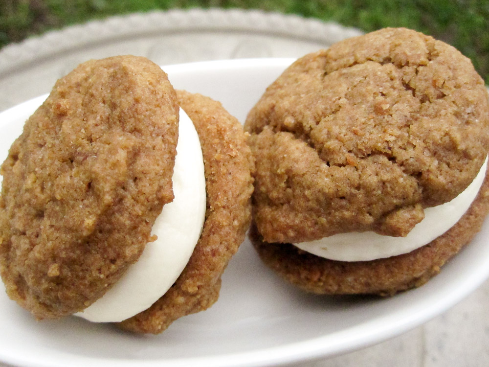 Gluten Free Gingersnaps (or Ice Cream Sandwiches) Recipes — Dishmaps