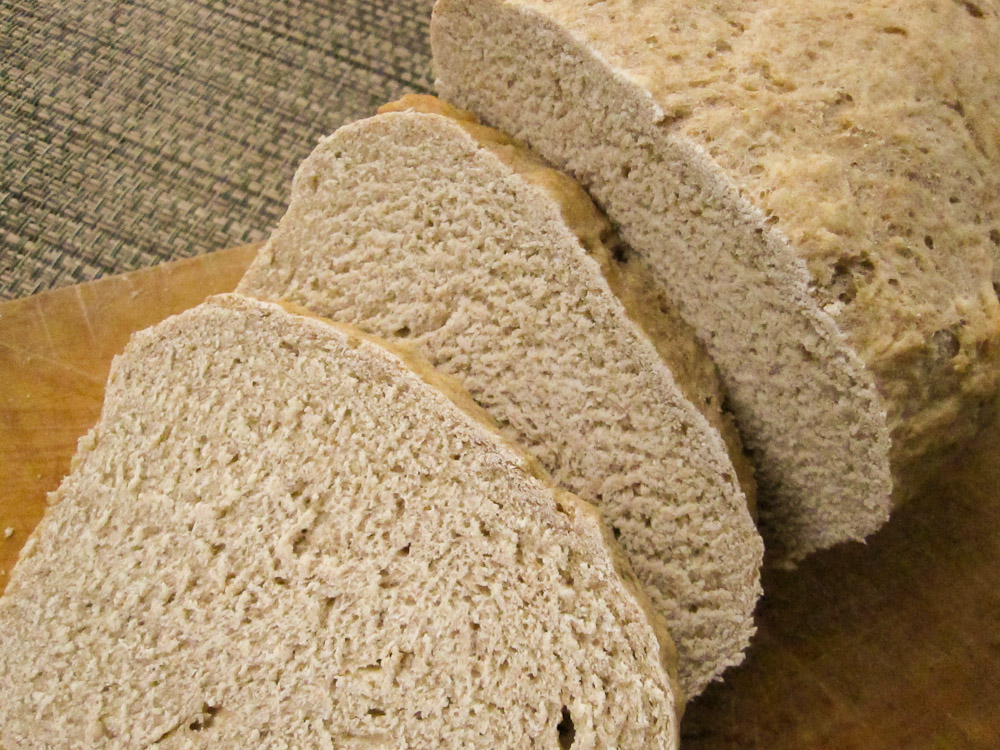 Light Wheat Bread From The Bread Bakers Apprentice | Killer Bunnies ...
