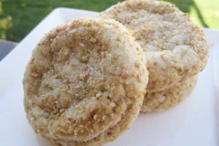 Maple Crackle Top Cookie Recipe