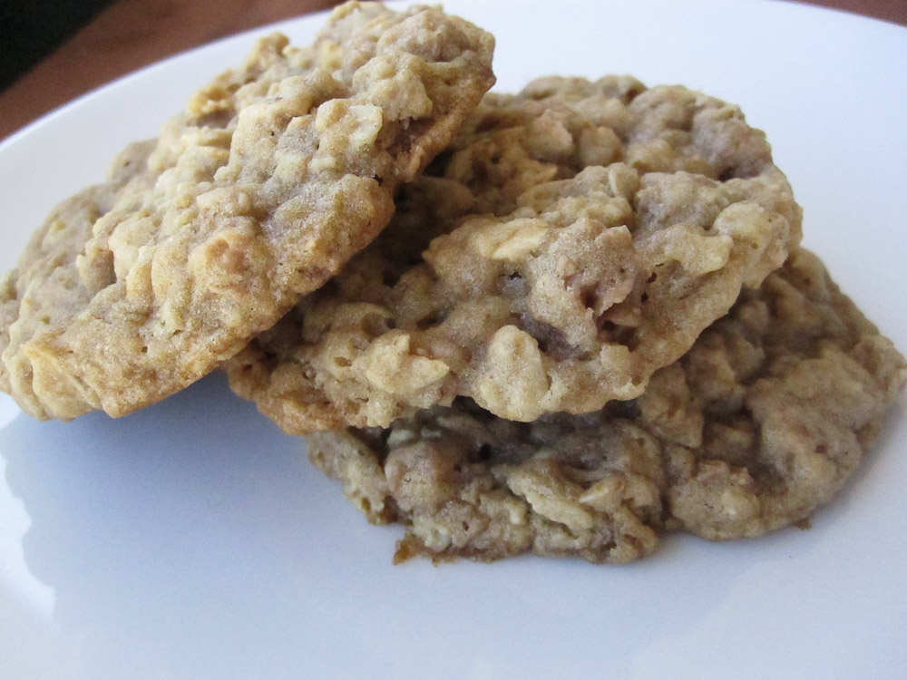 Caramel Oatmeal Cookie Recipe