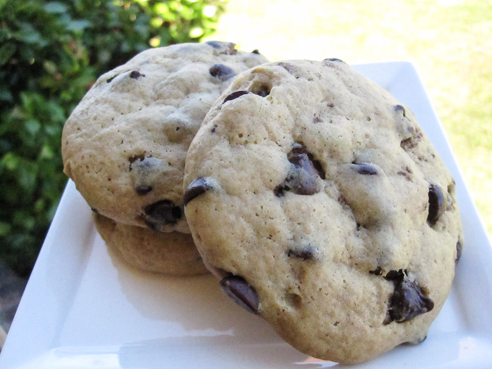 The Best Chocolate Chip Cookies in the World?