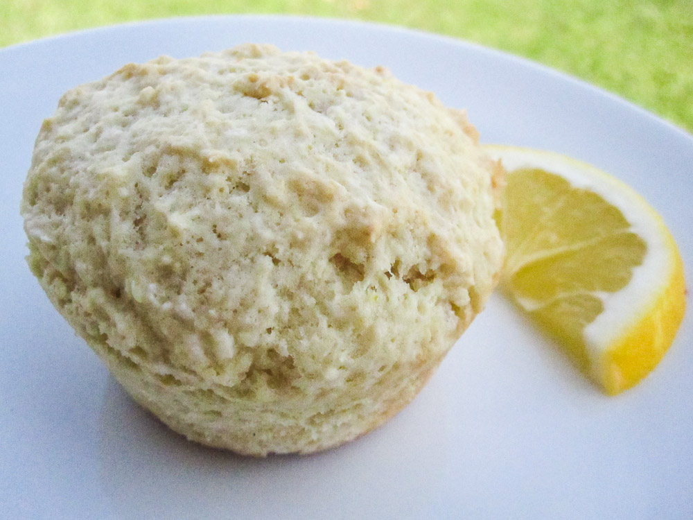 Vegan MoFo Day 24: Basic Vegan Lemon Muffin Recipe