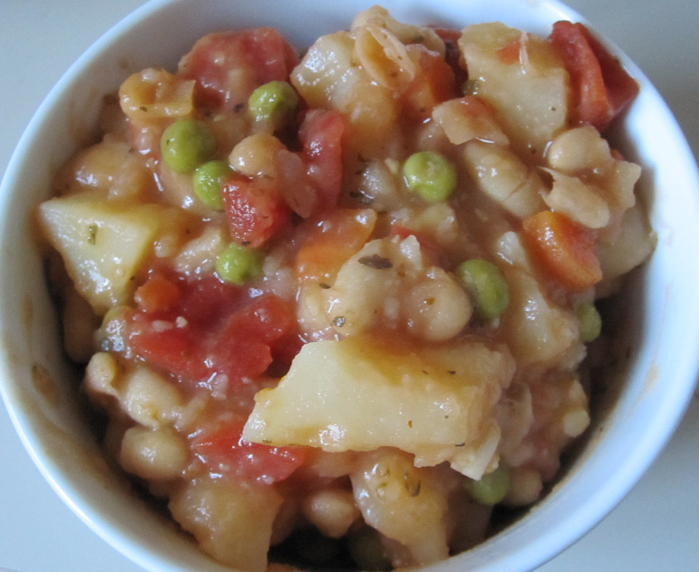 Quick and Easy Starchy Stew Recipe