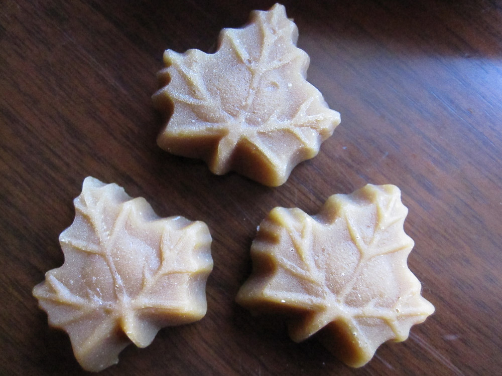 Canadian Maple Candy Recipe