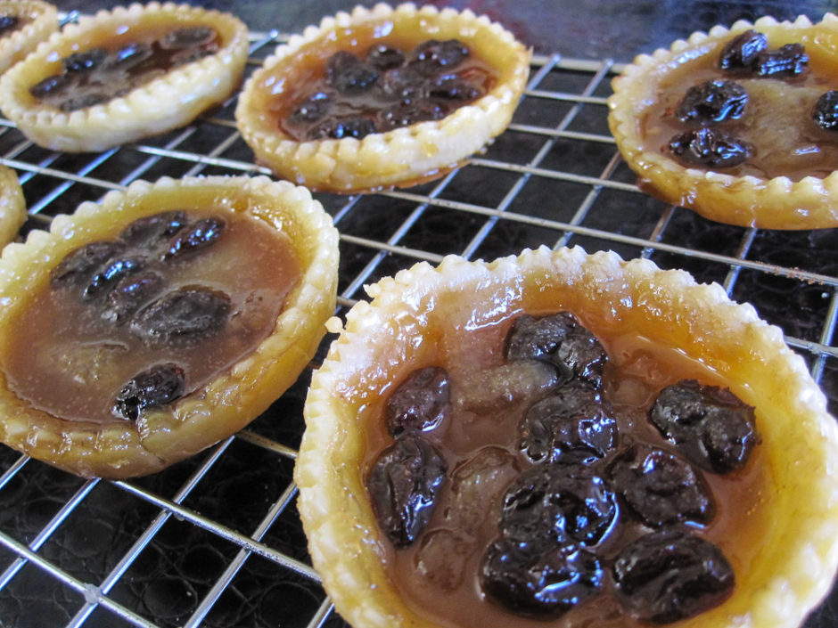 vegan butter tarts-2
