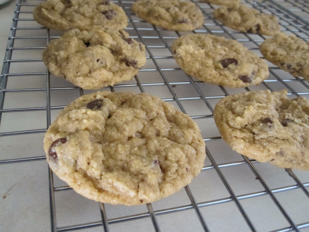 Gluten-Free Vegan Chocolate Chip Cookie Recipe