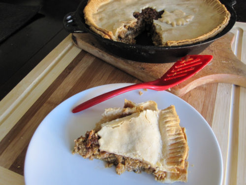 vegan meat pie-3