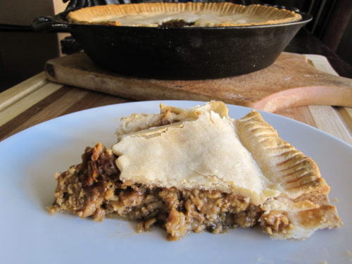 vegan meat pie-4