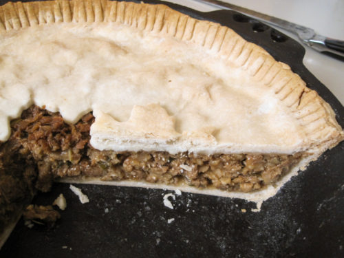 vegan meat pie-7