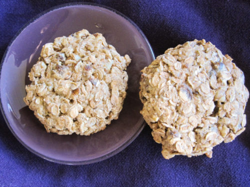 Rye Flakes Cookies-2