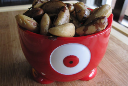 Spicy Rosemary Brazil Nuts