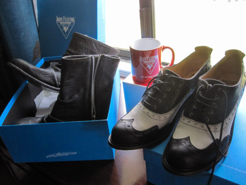 fluevog sale 2013