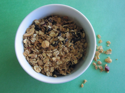 Easy Vegan Granola Recipe-2