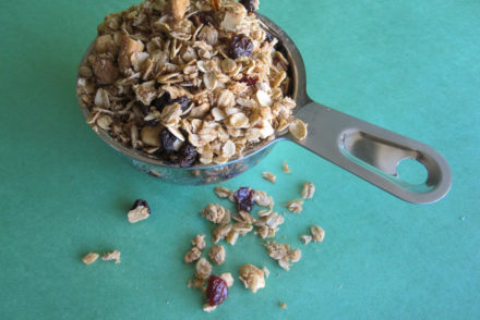 Easy Vegan Granola Recipe
