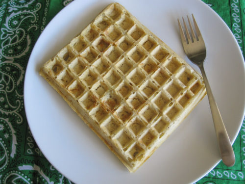 Essential Overnight Raised Waffles-2
