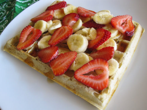 Essential Overnight Raised Waffles-3