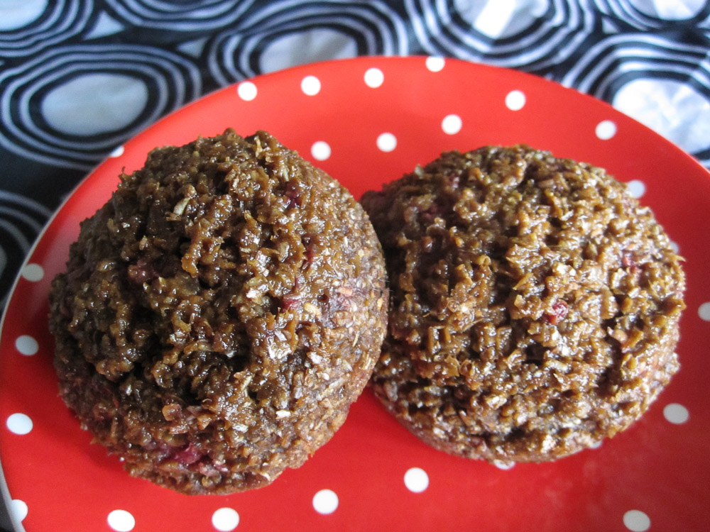 Fresh Raspberry Bran Muffin Recipe #SundaySupper