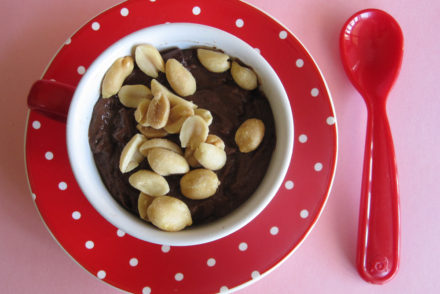 Vegan Chocolate-Peanut Butter Pudding Recipe-2