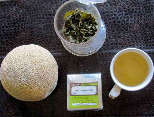 lupicia melon oolong