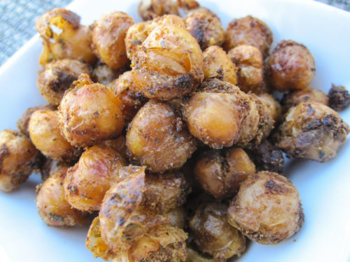 Roasted Taco-flavored Chickpeas-3