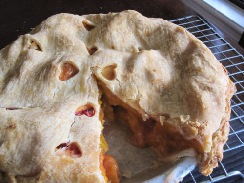fresh peach pie recipe-3