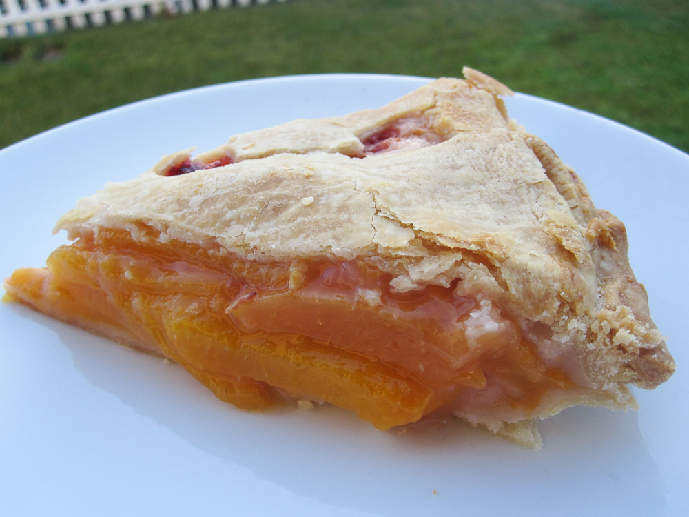 Fresh Peach Pie Recipe