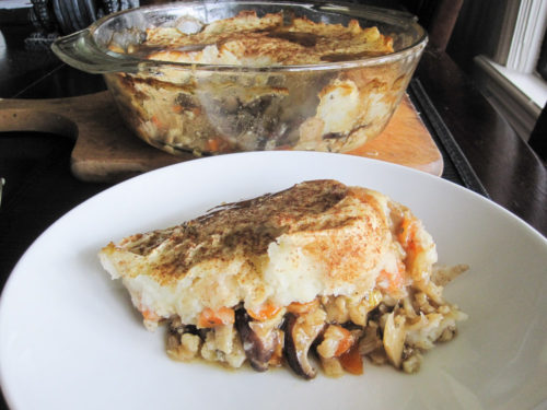 Shepherds Vegetable Pie-2
