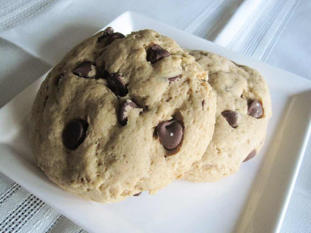 Vegan Soy-Free Chocolate Chip Cookies-2