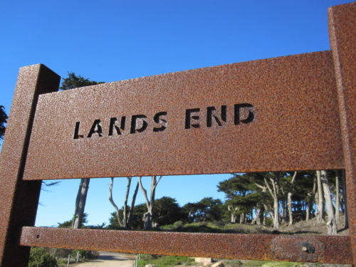 lands end sf hike