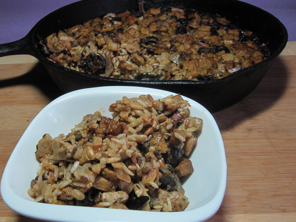 Thanksgivukkah Is Coming! A SooFoo Sausage Casserole Recipe and a Giveaway!