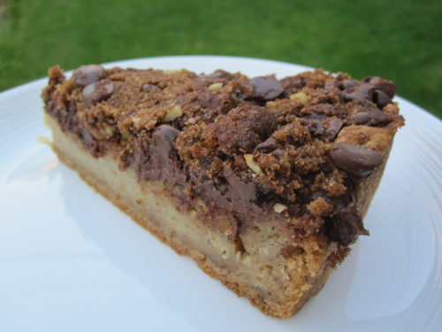 Banana Coffee Cake with Chocolate Chip Streusel Recipe-5