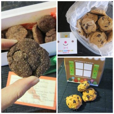 Cookie Swap Collage