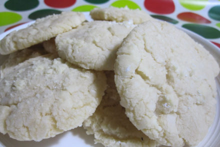 Lemon Crinkle Cookies Recipe-2