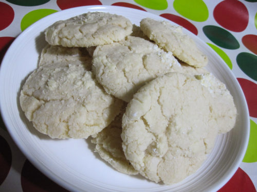 Lemon Crinkle Cookies Recipe-3