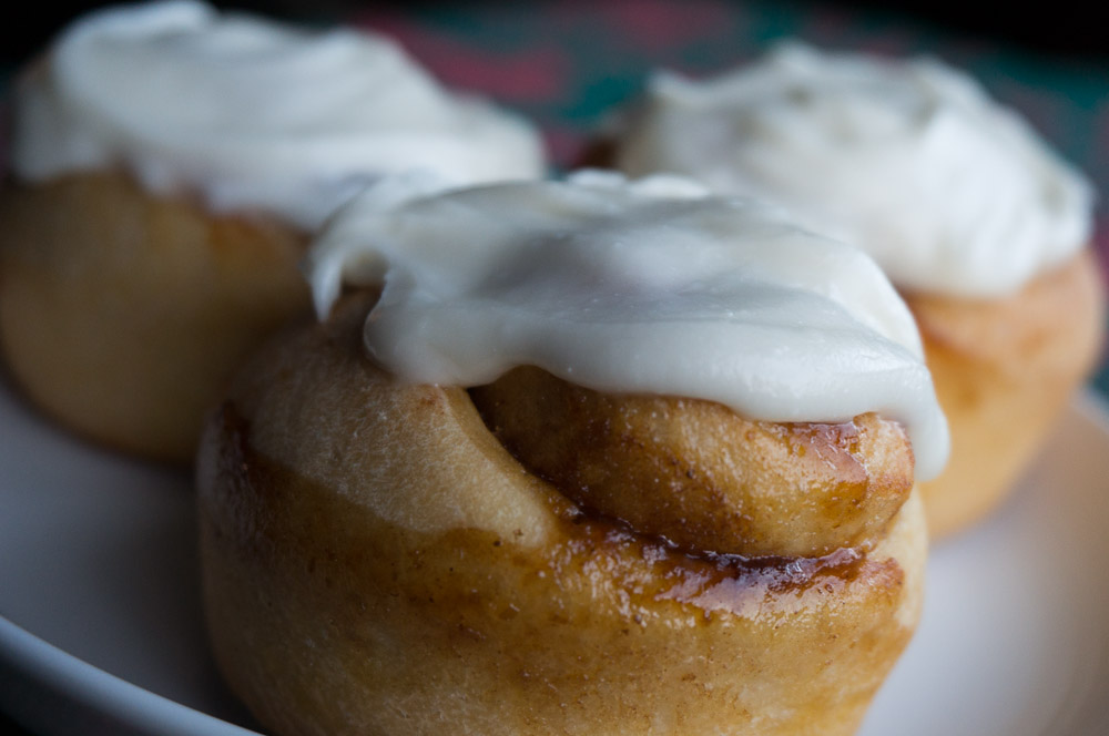 Pumpkin Butter Cinnamon Rolls Recipe