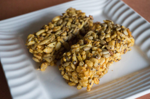No Bake Savory Sweet Snack Bars-2