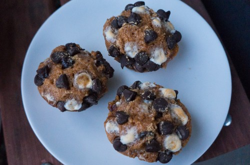 Smores Muffins-2