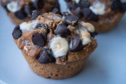 Smores Muffins-3