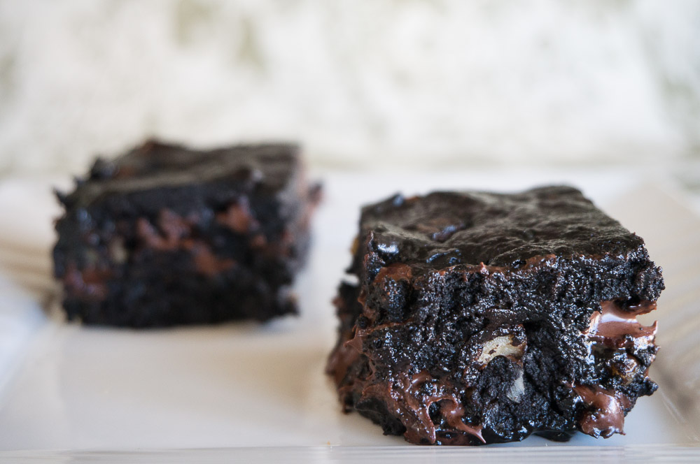 Vegan Brownies-2