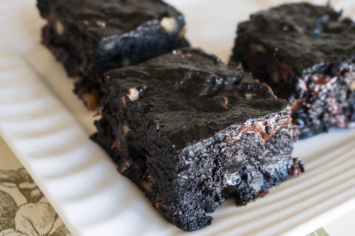 Vegan Brownies-3