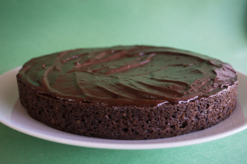 The Chocolate Torte To Live For