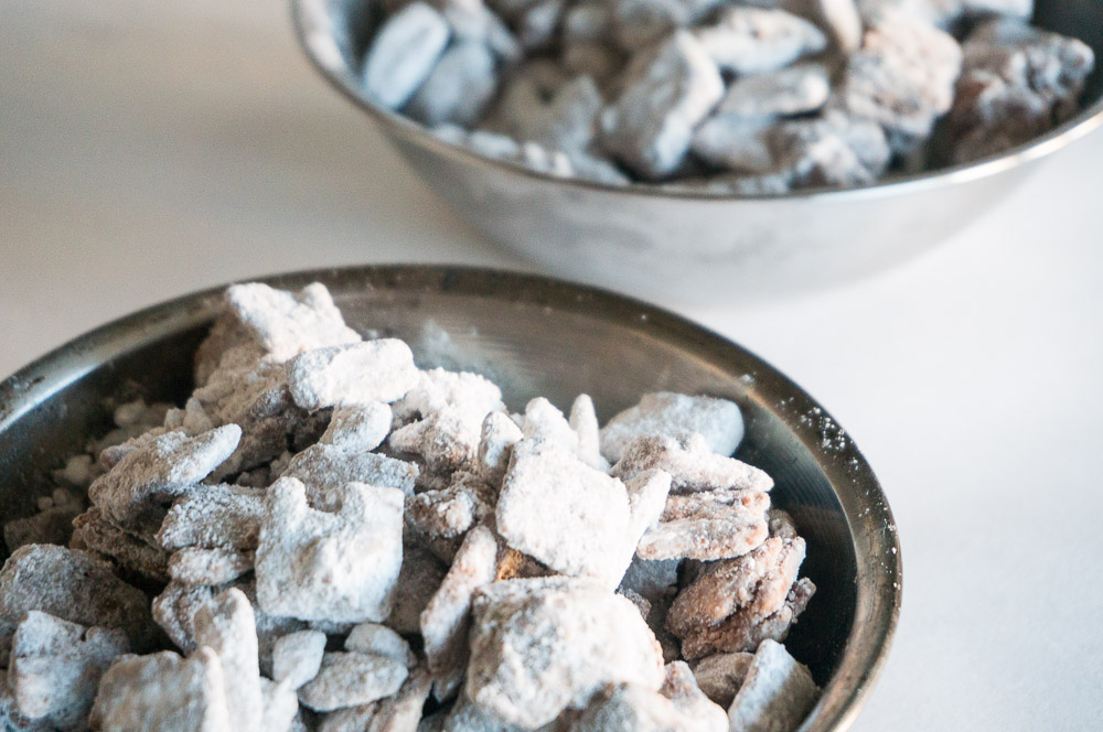 Vegan Puppy Chow #SundaySupper