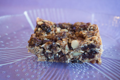Grape-Nuts Energy Bars