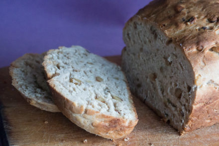 Whole Wheat Agave Walnut Bread-2